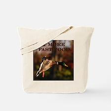 Eat more fast food - Tote Bag
