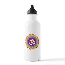 Seven Chakras Colors Water Bottle