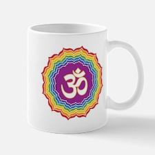 Seven Chakras Colors Mugs