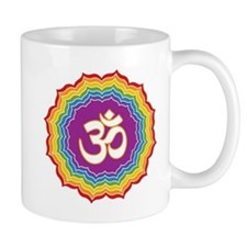 Seven Chakras Colors Mugs
