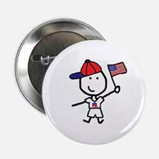 Boy & Republican Button