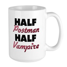 Half Postman Half Vampire Mugs