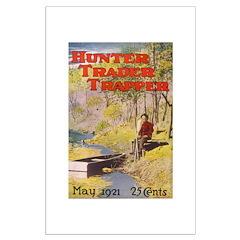 Hunter Trader Trapper Posters
