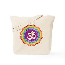 Seven Chakras Colors Tote Bag