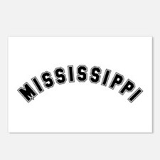Mississippi Postcards (Package of 8)