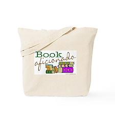 Book Aficionado Tote Bag