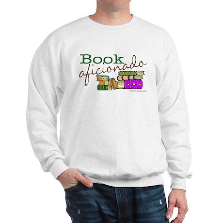 Book Aficionado Sweatshirt