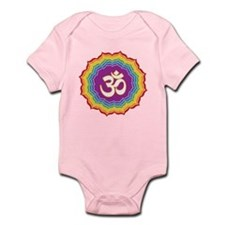 Seven Chakras Colors Body Suit