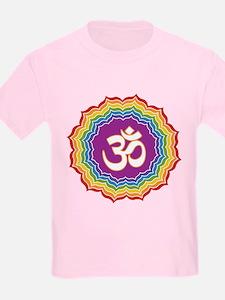 Seven Chakras Colors T-Shirt