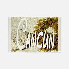 CANCUN Rectangle Magnet