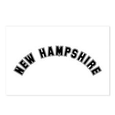 New Hampshire Postcards (Package of 8)