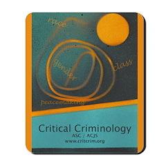 Critical Crim Mousepad