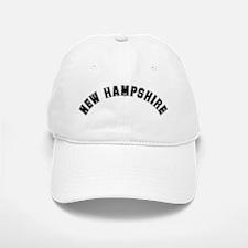 New Hampshire Baseball Baseball Cap