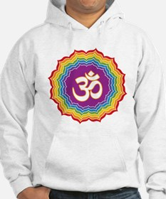 Seven Chakras Colors Hoodie