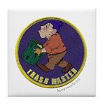 Trashmaster Award Tile Coaster