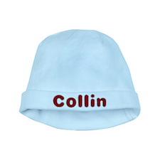 Collin Santa Fur baby hat