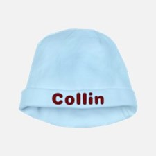 Collin Santa Fur baby hat