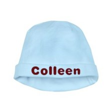 Colleen Santa Fur baby hat