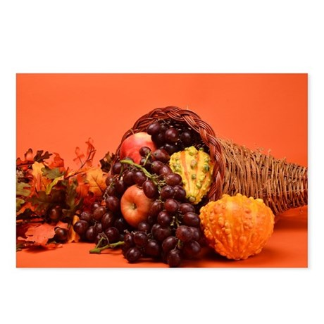 Cornucopia Postcards (Package of 8)