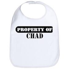 Property of Chad Bib