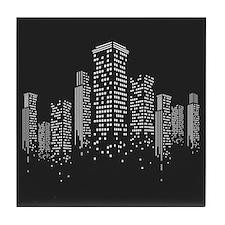 Cityscape Tile Coaster