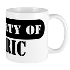 Property of Cedric Mug