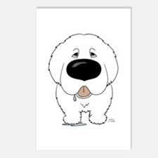 Big Nose Great Pyrenees Postcards (Package of 8)