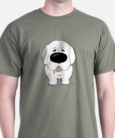 Big Nose Great Pyrenees T-Shirt
