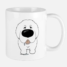 Big Nose Great Pyrenees Mug