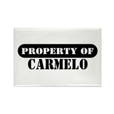 Property of Carmelo Rectangle Magnet