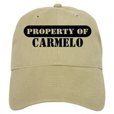 Property of Carmelo Baseball Cap