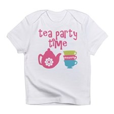 Tea Party Time Infant T-Shirt