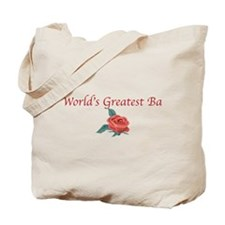 World'sGreatestBa Tote Bag