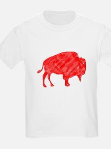 R Buffalo Roam Kids T-Shirt