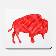 R Buffalo Roam Mousepad