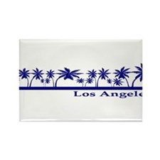 Cool Beverly hills california Rectangle Magnet