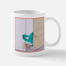 """""""Peeking in on you"""" Mug"""