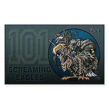 Sticker 101 screamin eagle