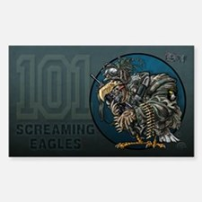 Sticker 101 screamin eagle