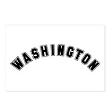 Washington Postcards (Package of 8)