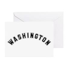 Washington Greeting Cards (Pk of 10)