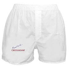 Chickasaw Boxer Shorts