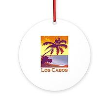 Cute Cabo Ornament (Round)
