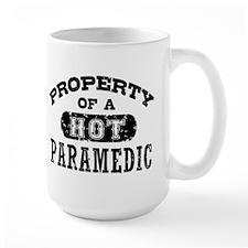 Property of a Hot Paramedic Mug