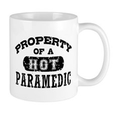 Property of a Hot Paramedic Mug