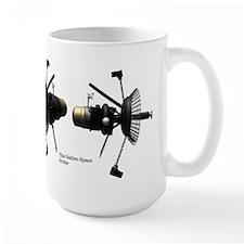 Galileo Space Probe Mugs
