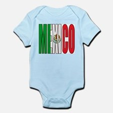 México Infant Bodysuit