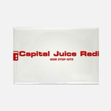 Capital Juice Products Magnets