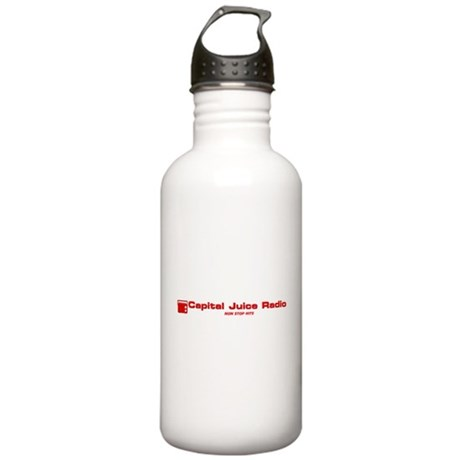 Capital Juice Products Water Bottle