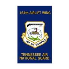 164th Airlift Wing Decal